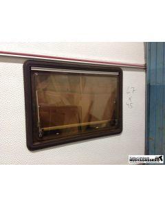 Bonoplex 67x45cm endast fönster