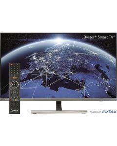 TV-apparat på Haaft Oyster