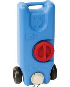 Vattentank 40 l färskvattenblått